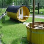 Saunatønne byggesett