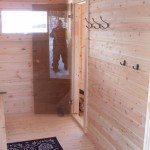 funkis sauna byggesett
